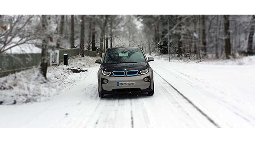 How Does BMW i3 Perform In Snowy Winter?