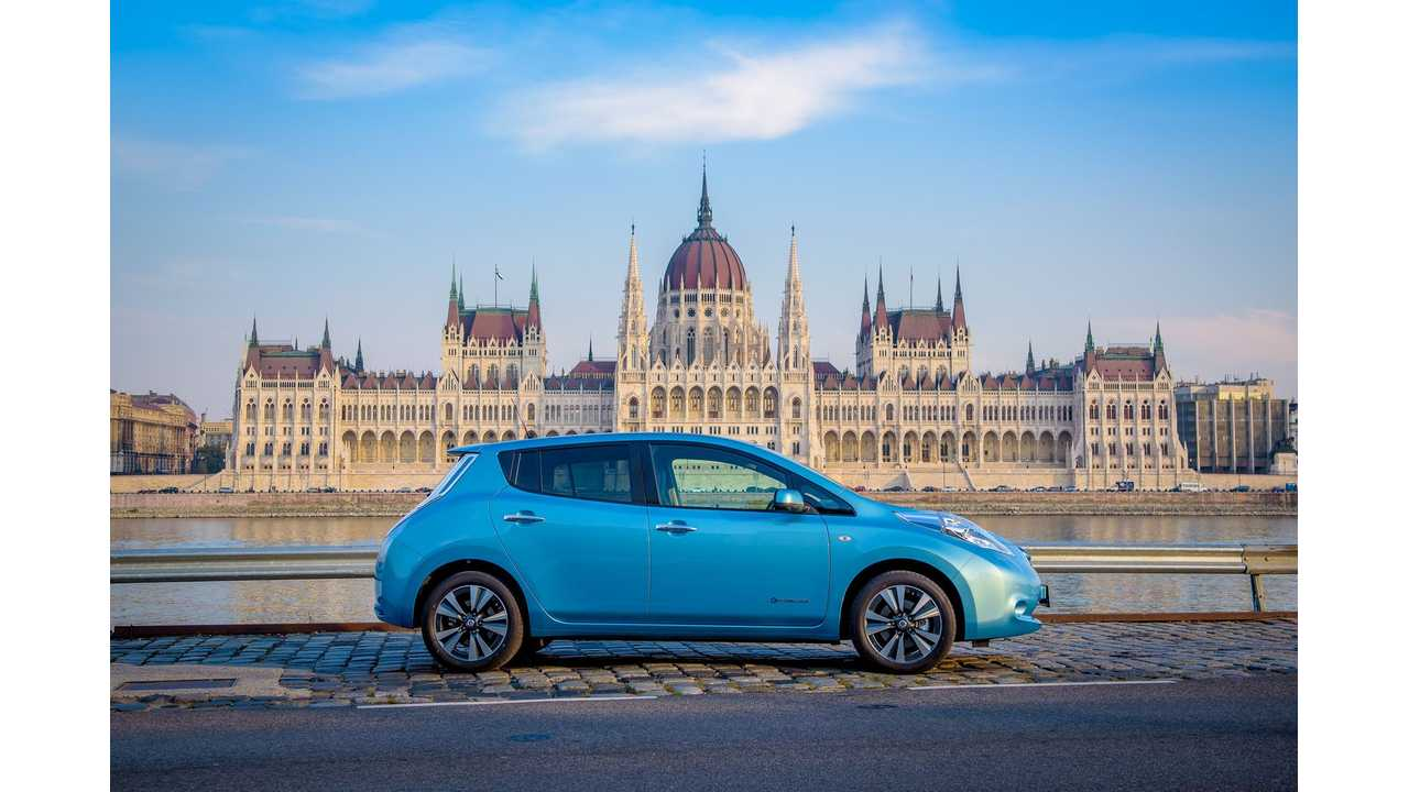 European Plug-In Electric Car Market Increased By 29% In Q1
