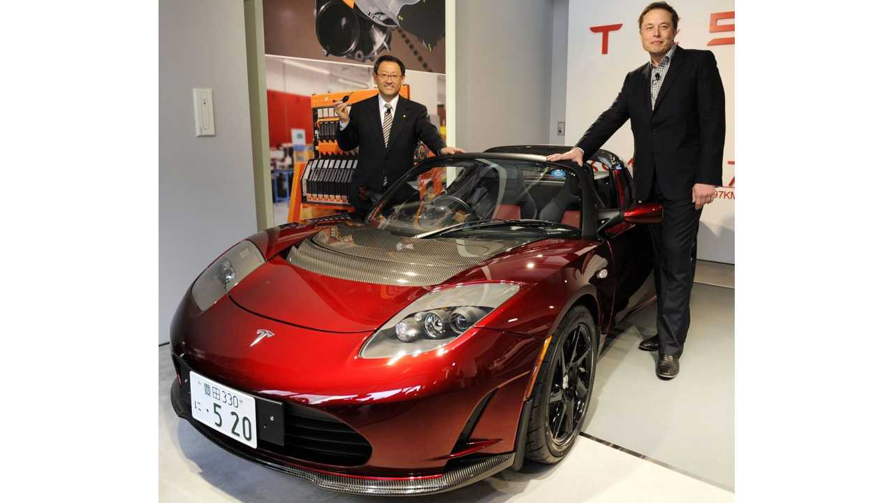 Toyota CEO Akio Toyoda Appointed Now Head Of EV Planning Division