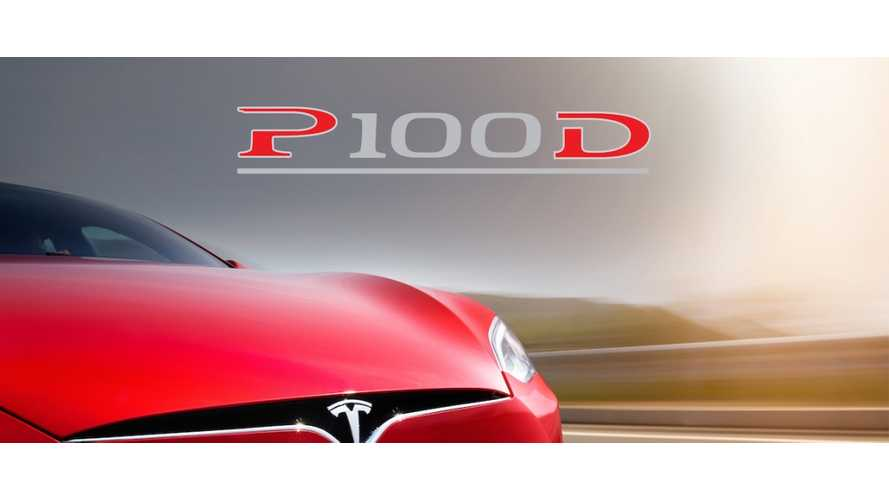 Tesla Launches Model S P100D & Model X P100D, Up To 315 Miles Range, 60 mph in 2.5 Seconds