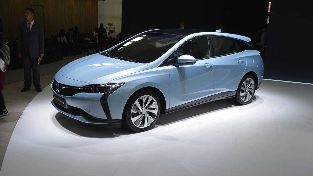 GM Outlines Path For New Energy Vehicle Expansion In China
