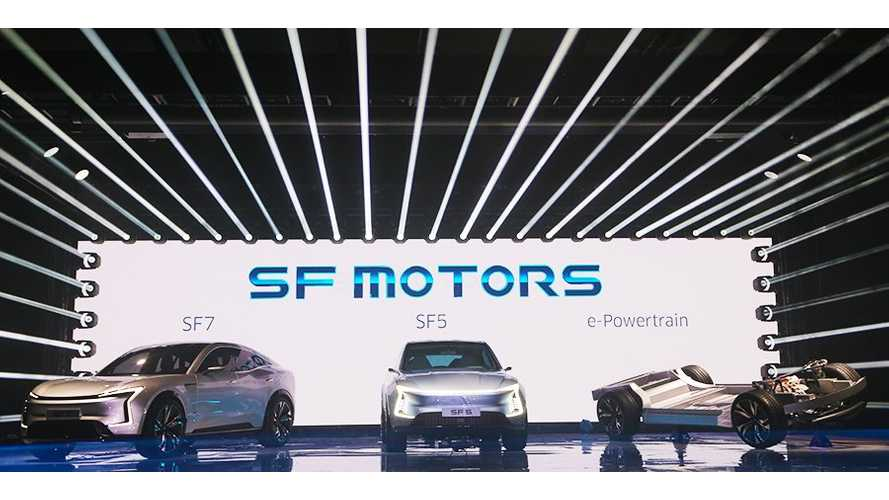 SF Motors To Invest $160 Million For Electric SUV Production