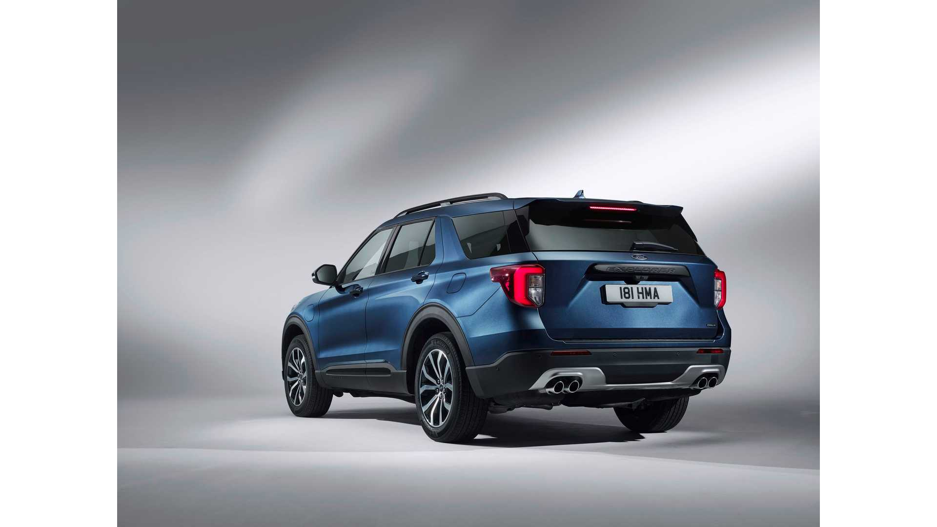 New Ford Explorer Plug-In Hybrid: Specs, Images, Videos