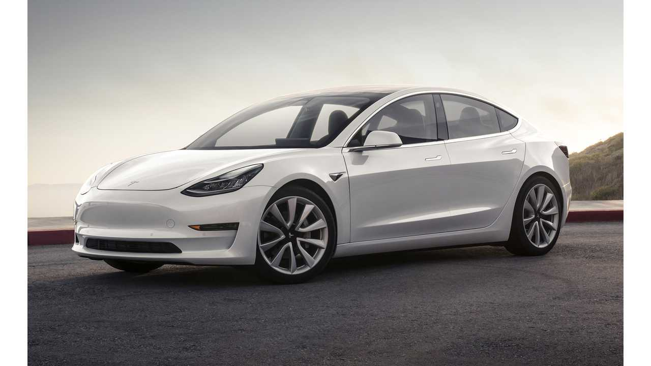 In 20 Days Of March, Tesla Delivered Over 2,500 Model 3 In Norway