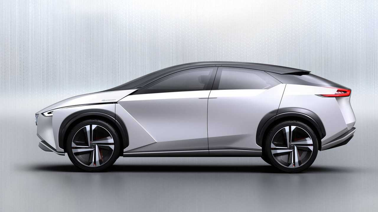 The Nissan IMx is an all-electric crossover concept vehicle offering fully autonomous operation and a driving range of more than 600 kilometers.