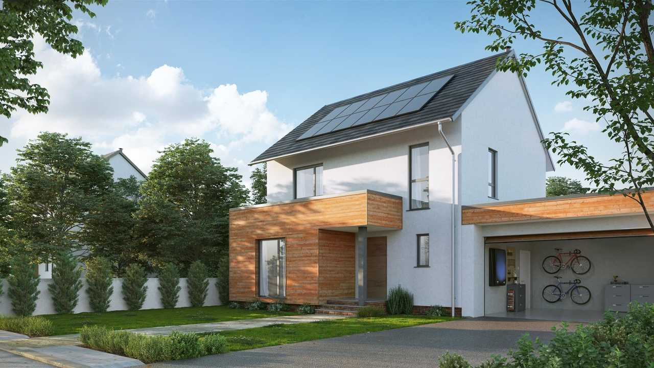 Nissan Launches All-In-One Energy Solution For UK - Solar + ESS