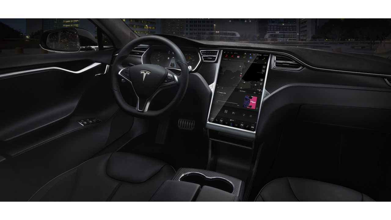 Legacy Automakers Reveal Tesla User Interface Look-Alikes At CES