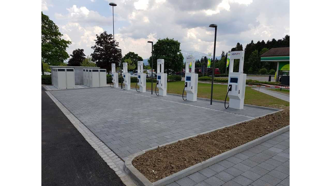 IONITY Shuts Down 20 Charging Stations Due To Safety Recommendation