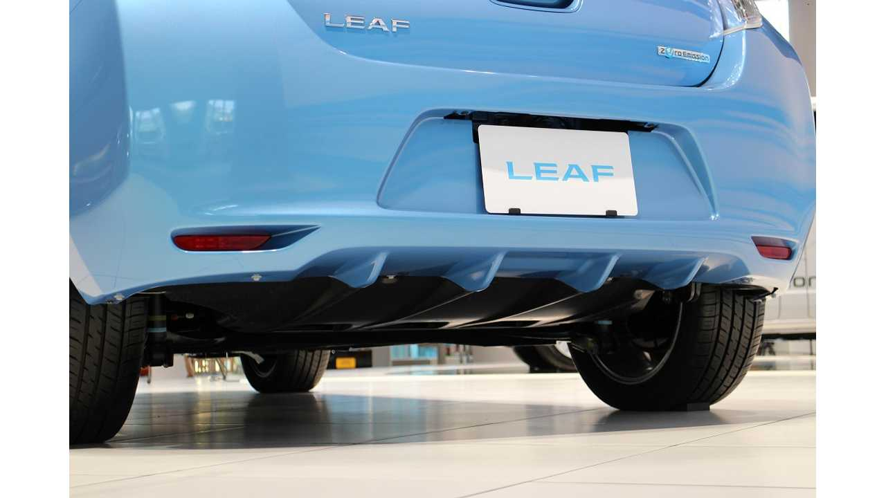 Nissan LEAF Sales US December 2014 - LEAF Is First Plug-In Vehicle Over 30,000 Sold In U.S. In One Year