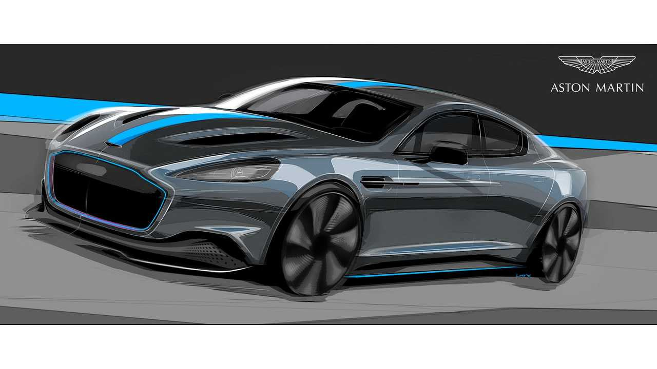 Aston Martin Intends To Go All Hybrid/Electric By 2030