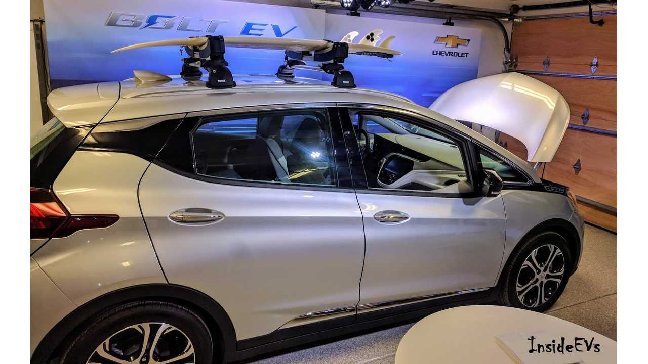 Planning A Long Journey With Your Chevrolet Bolt Ev Or Opel Ampera E