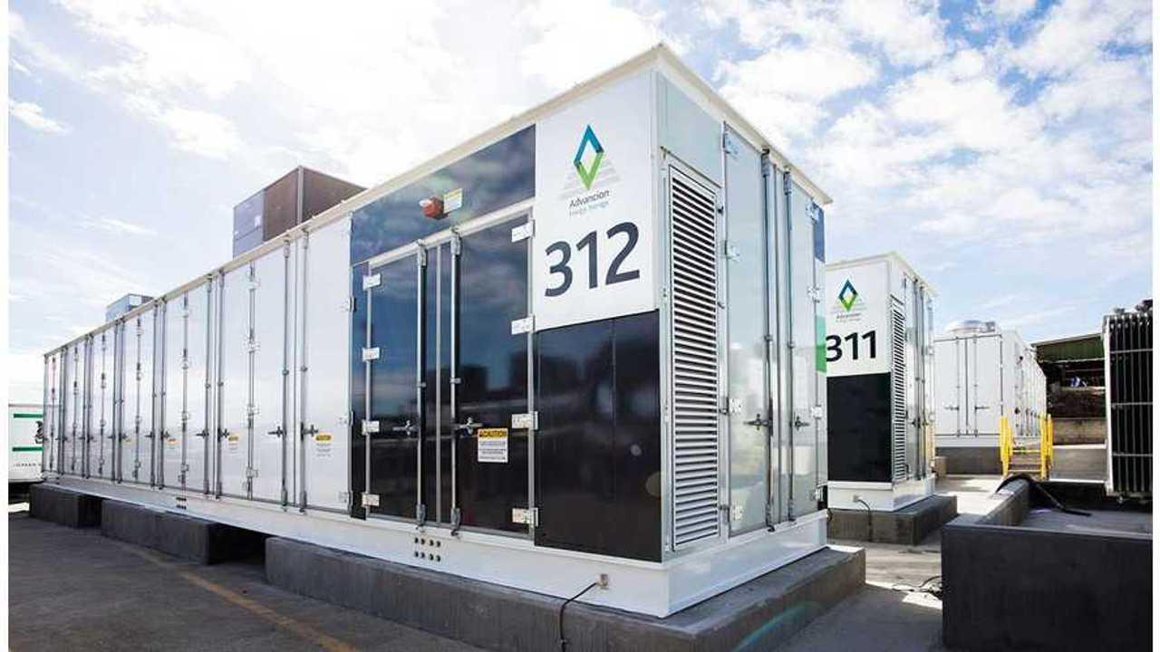 SDGE Lithium Ion Battery Energy Storage Facility
