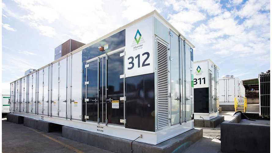 AES Builds A World Record Energy Storage System Thats Bigger Than Tesla's