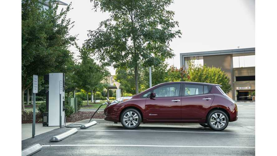 30 kWh 2016 Nissan LEAF Test Drive Review