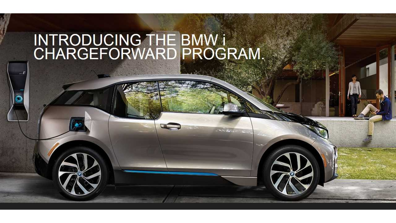 BMW i3 Owners Get $1,000 To Delay Charging