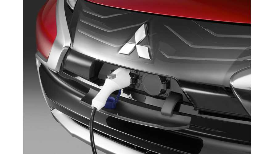 Mitsubishi Chief Engineer Talks About Future Of Electric Drive In US - Videos