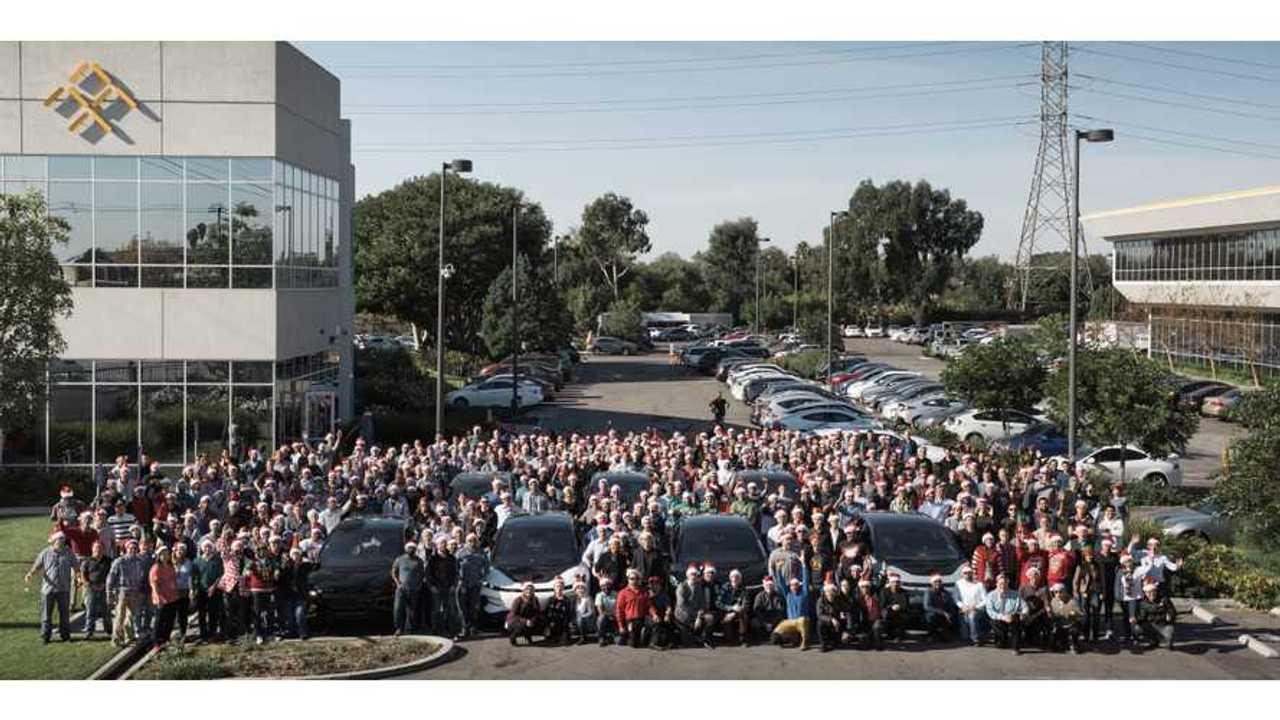 Faraday Future Employees Start GoFundMe Campaign