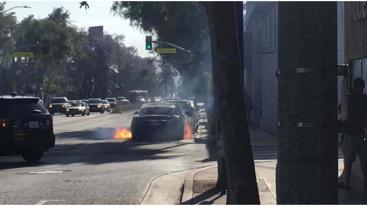 NTSB Sending Specialist To Oversee Tesla Model S Fire Investigation