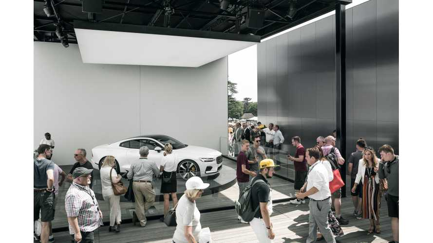 Polestar 1 To Debut In North America At Monterey Car Week