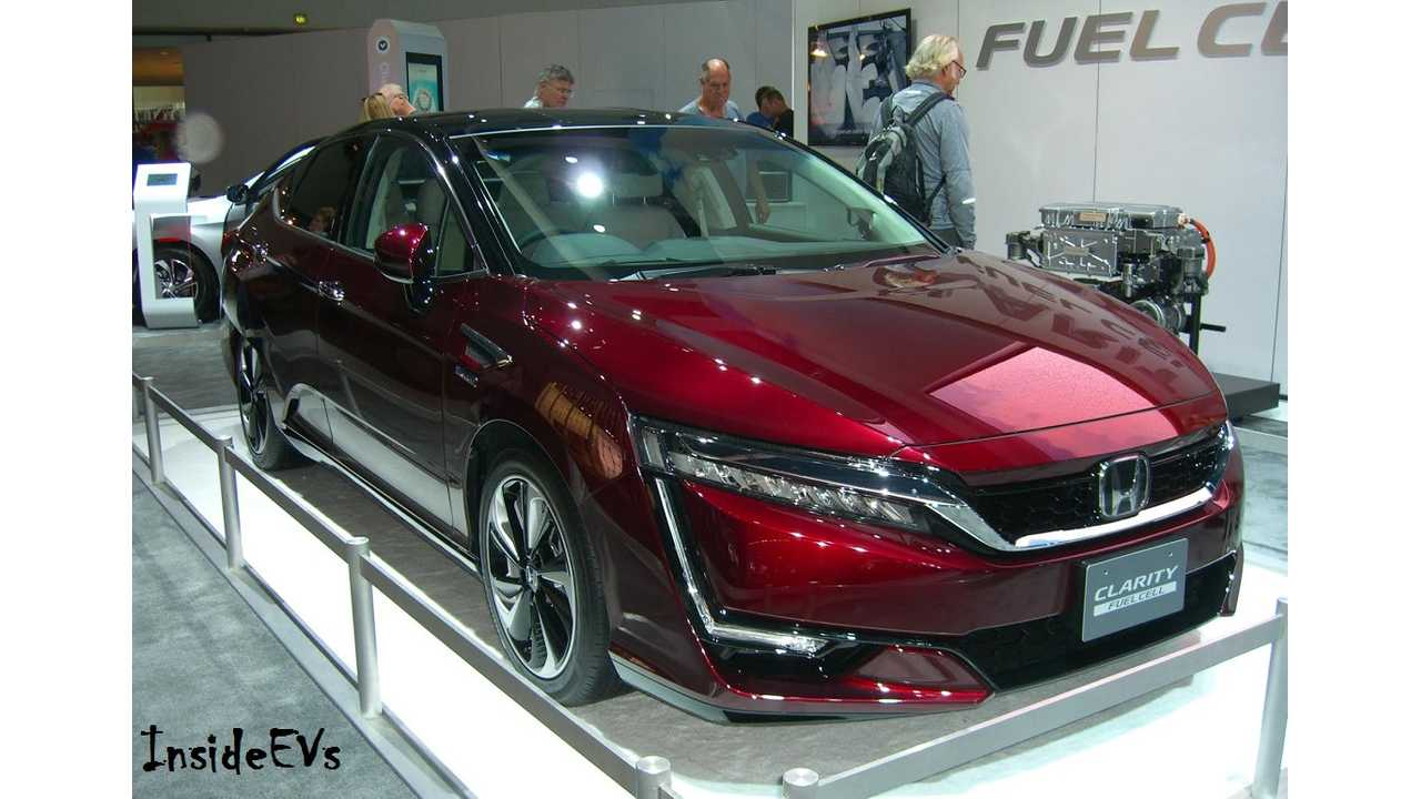 General Motors And Honda To Build Joint Fuel Cell Car Factory
