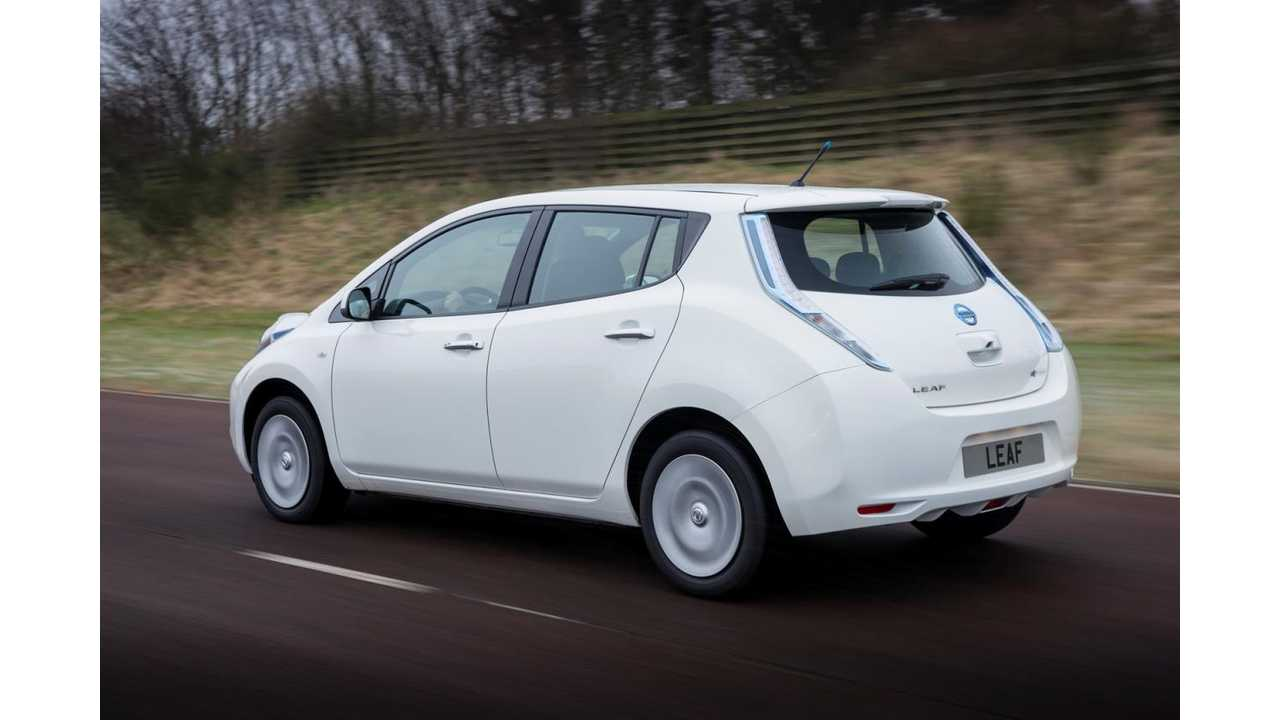 Nissan LEAF Looks Are A Acquired Taste