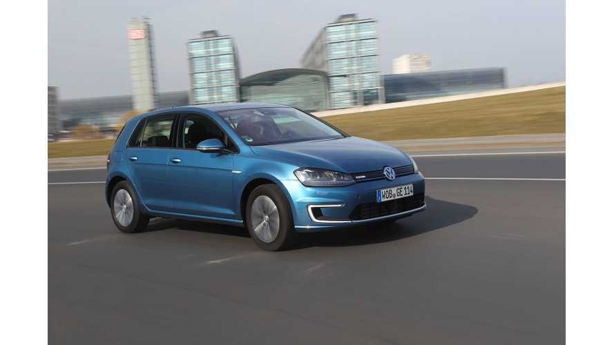 Volkswagen e-Golf - Technology, Information Displays & Intelligent Heating System - Videos