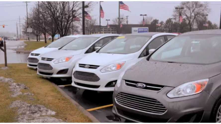 Ford Reduces MPG Figures/Range On C-Max Energi, Fusion Energi - Compensation Checks Coming