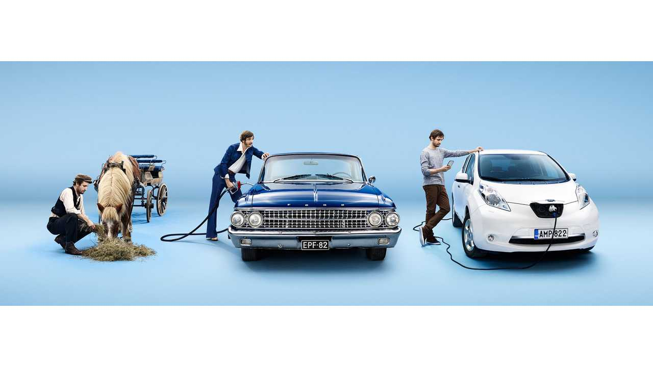 Fortum Charge & Drive for modern times