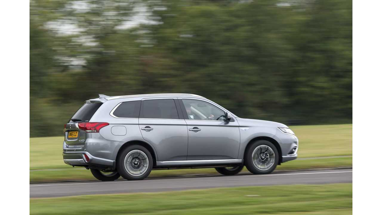 Mitsubishi Outlander PHEV To Make U.S. Debut In New York, Sales To Begin In August
