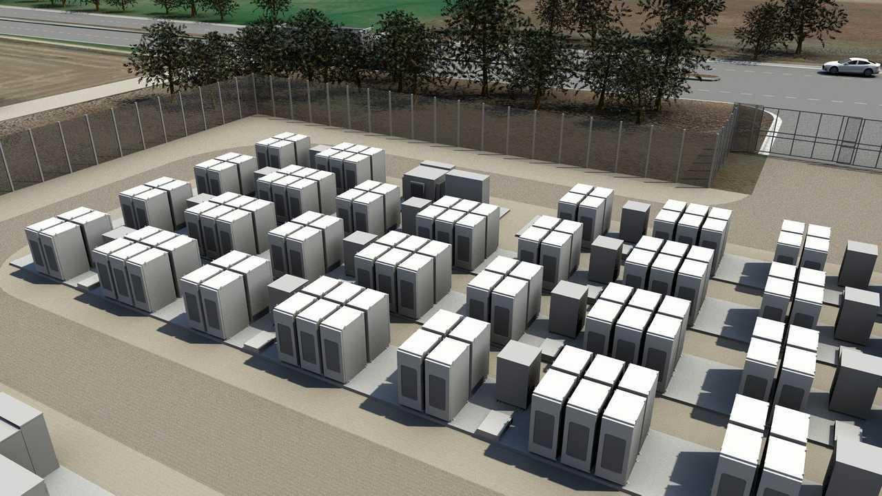 Tesla Energy Utility Design