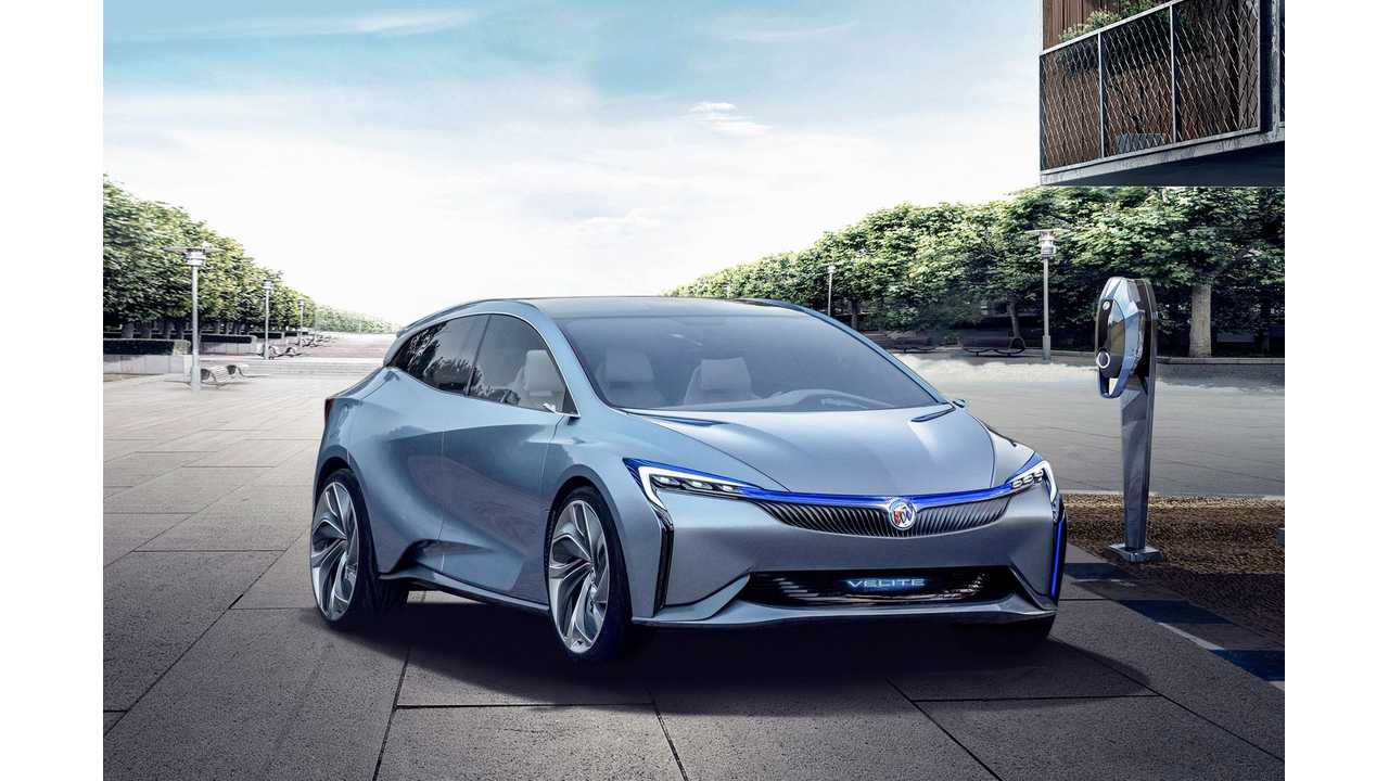 Buick Velite 6 PHEV & BEV To Launch In China