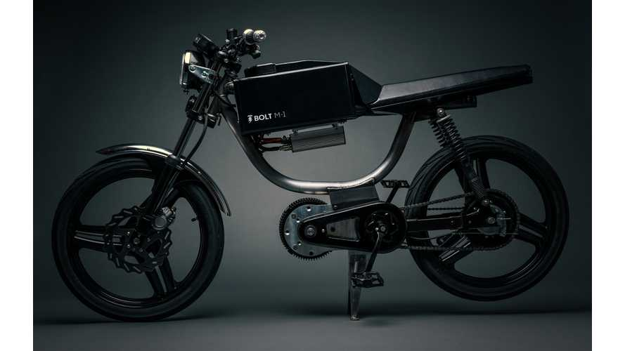 Bolt M-1 Electric Bicycle, Moped, Motorcycle Thing (w/videos)