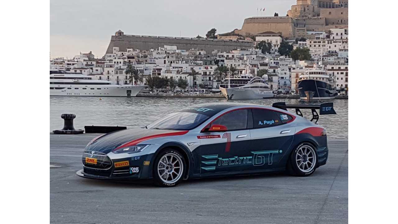 Electric GT Championship – Tesla Model S