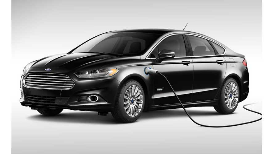"Ford's ""Green Zone"" To Improve Energy Efficiency Of Plug-In Vehicles"