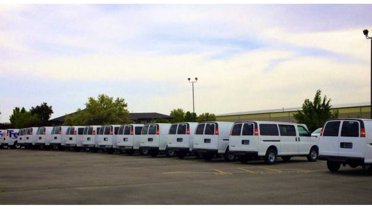 New Donor Vans Ready To Be