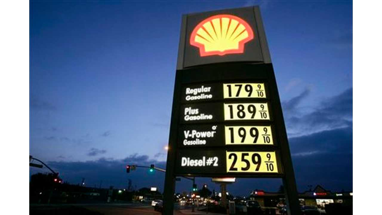 Shell Ponders Charging Station Rollout In UK