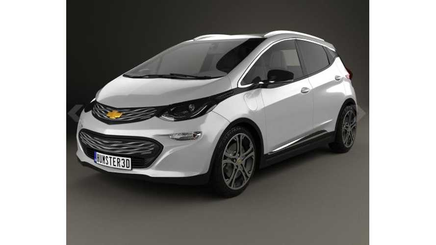 Chevrolet Bolt In Stunning 3D (w/video)