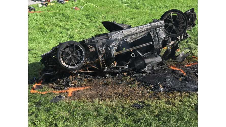 Rimac Provides New Details On Fiery Hammond Crash