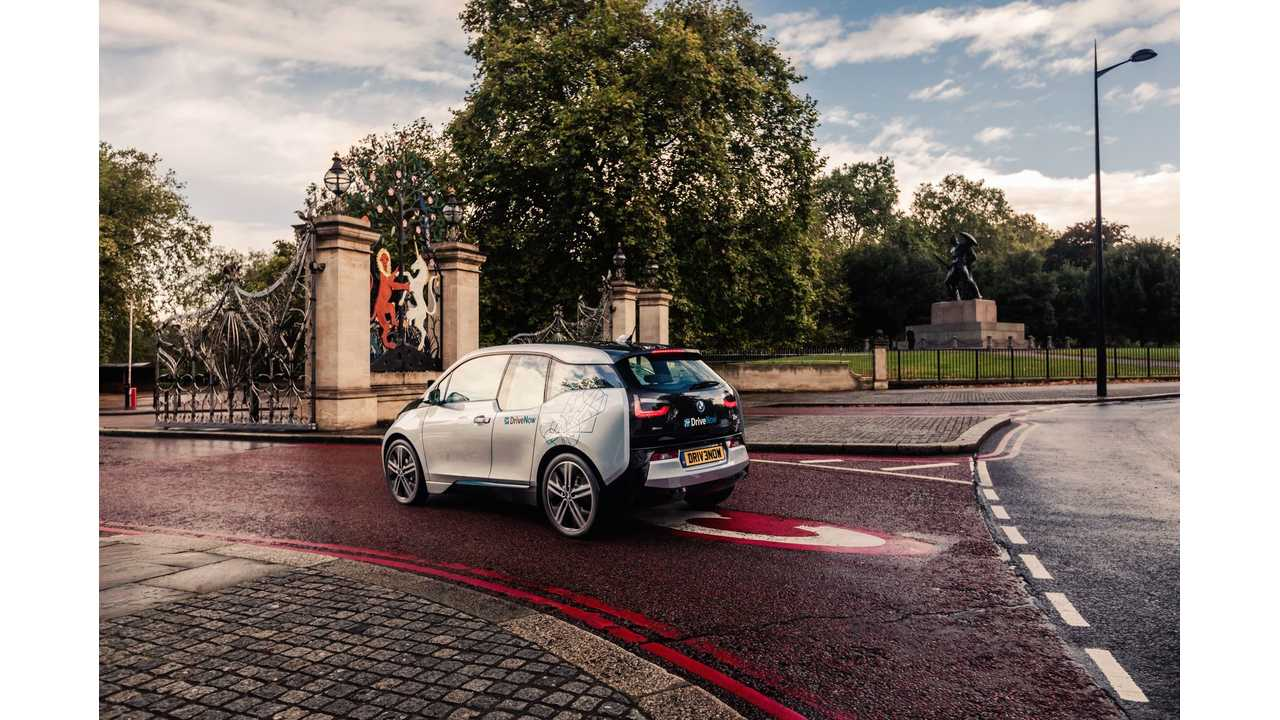 Plug-In Electric Car Sales In UK End Year At 3.8% Market Share