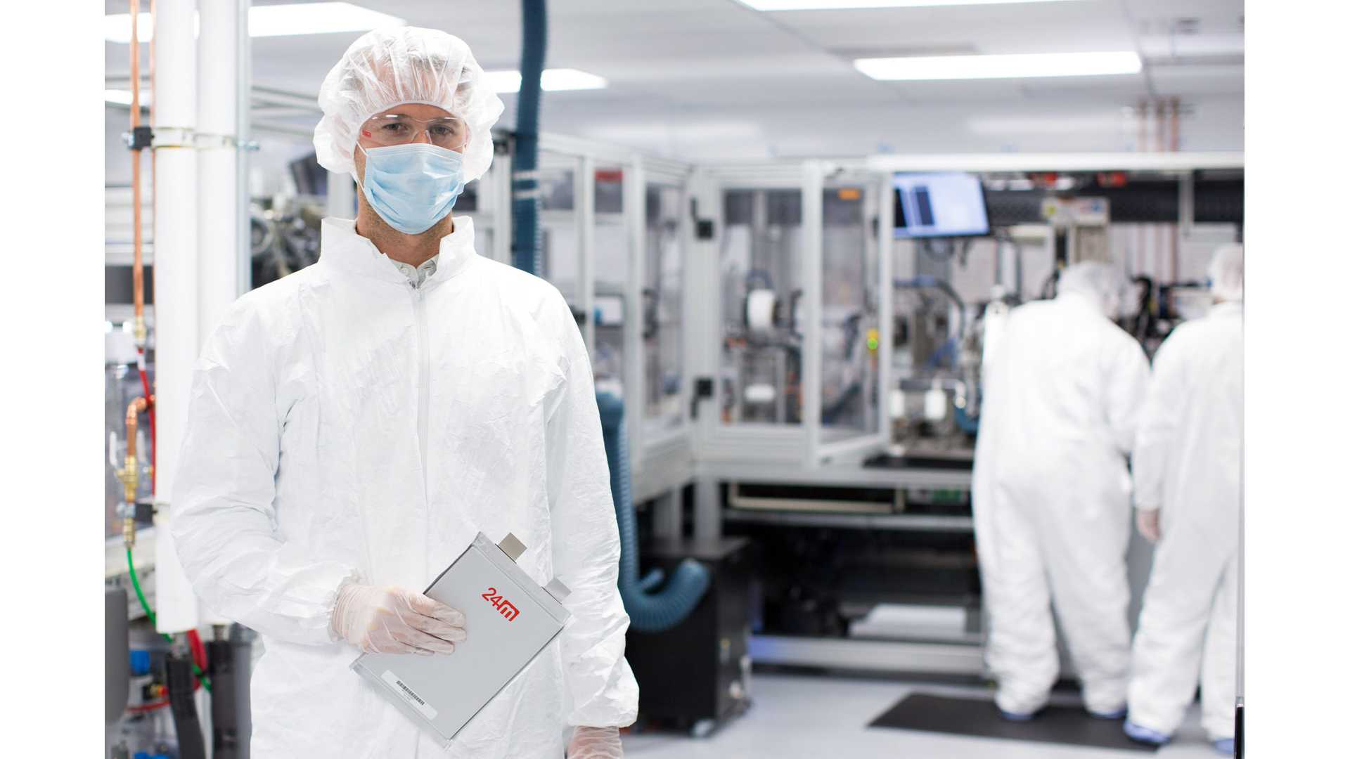 24M Raises Almost $22 Million For Semi Solid-State Battery