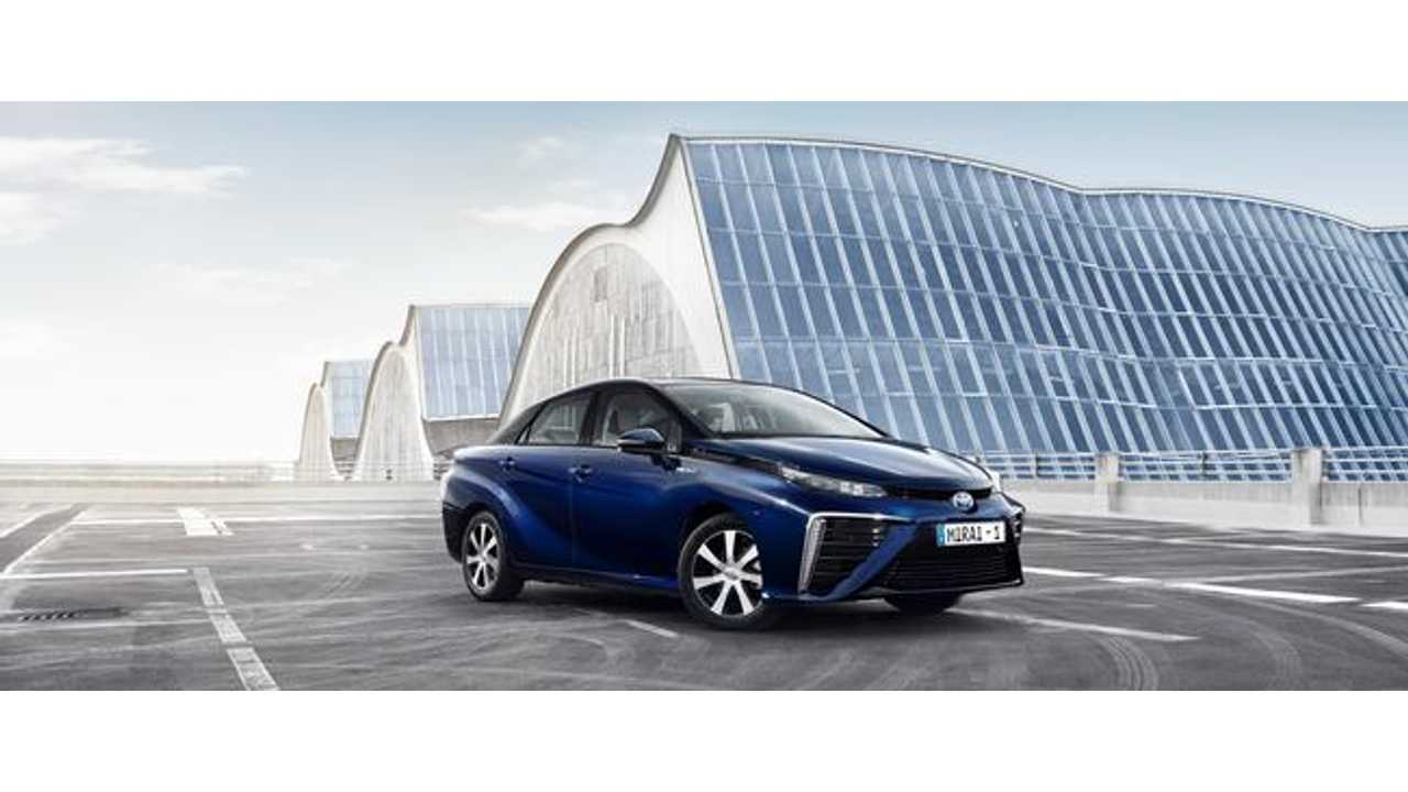 Toyota Mirai Test Drive Review Video - Not Quite There Yet