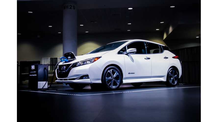2019 Nissan LEAF Awarded As KBB's Best EV In 5-Year Ownership Costs