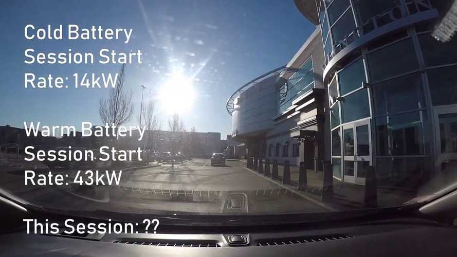 Can You Quickly Warm A Cold EV Battery On A Chevy Bolt? Video