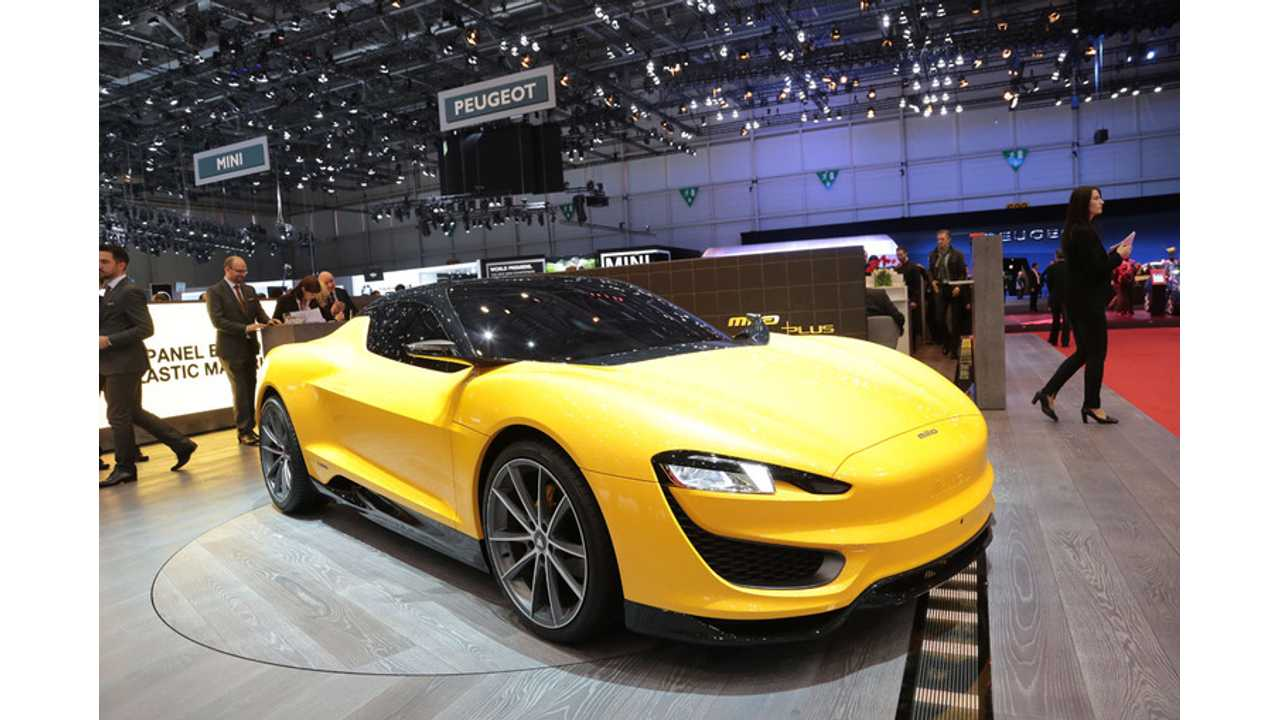 Magna MILA Plus – Live Images + Video From Geneva