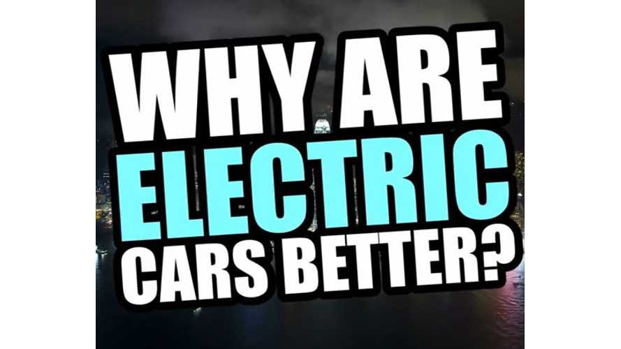 Why Electric Cars Rock - Video