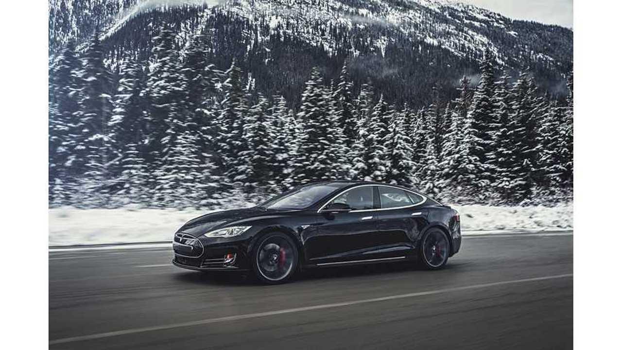 Autocar Reviews Tesla Model S P85D