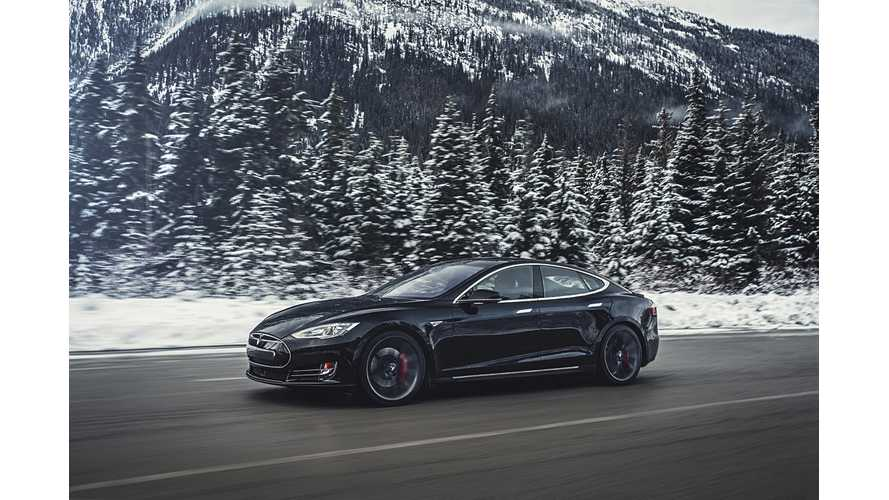 Autocar Reviews Tesla Model S P85D