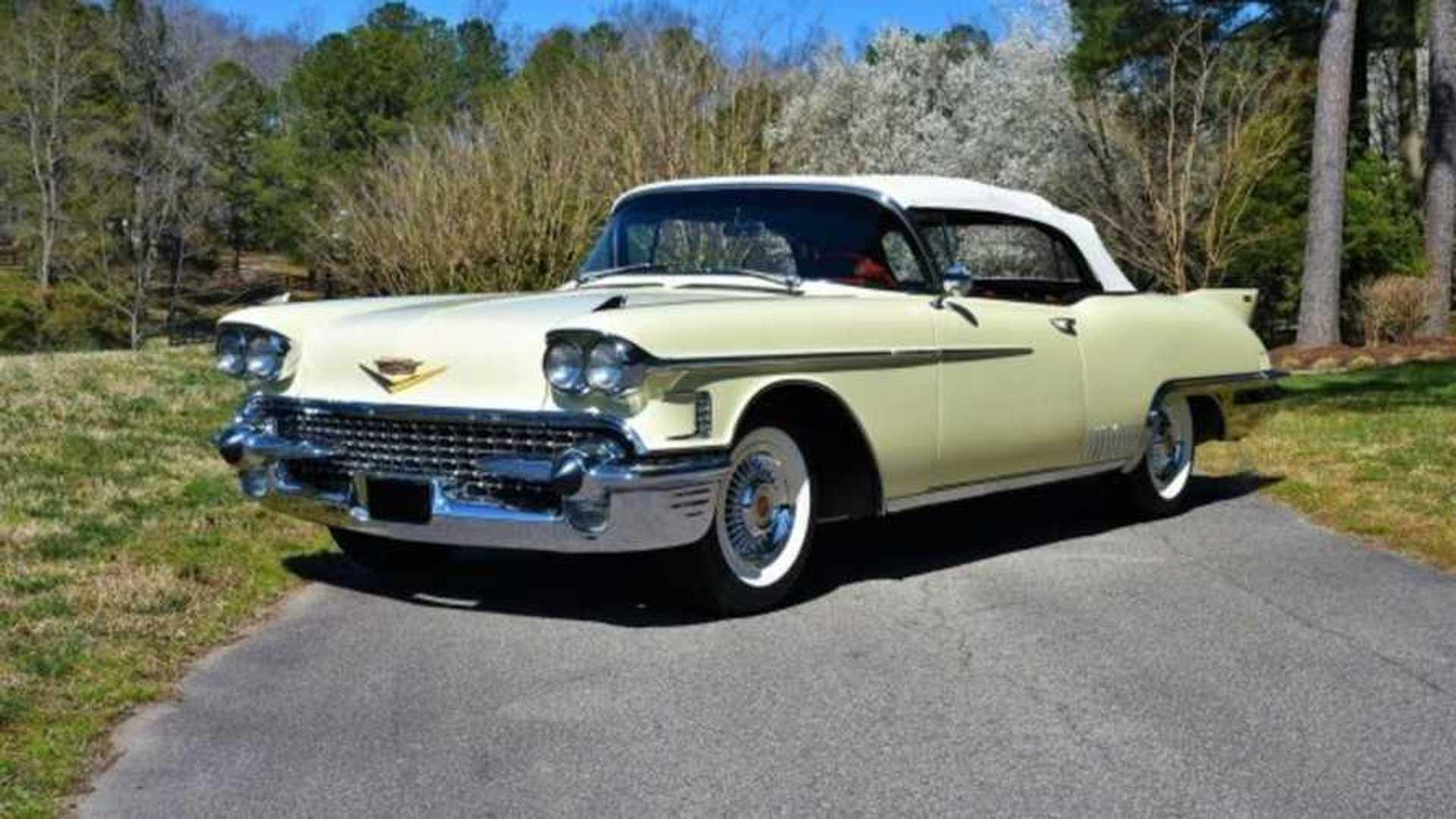 "[""1958 Cadillac Eldorado Biarritz""]"