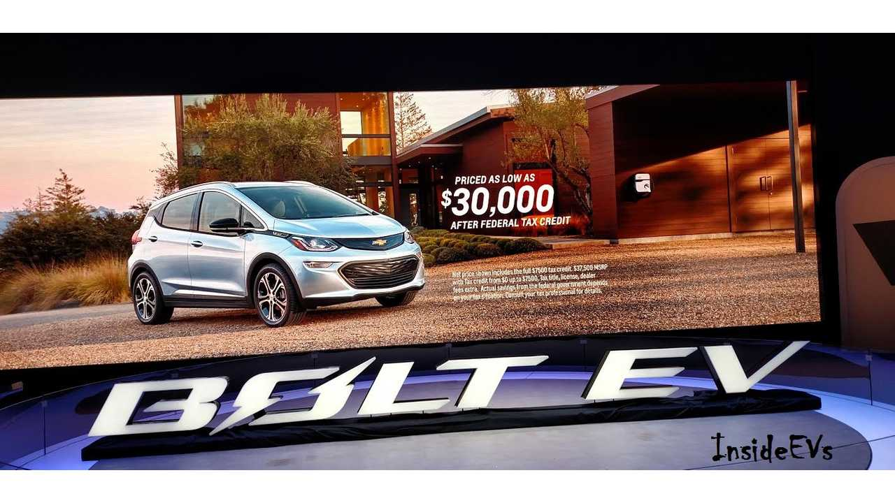 The 7 500 Ev Incentive Was Built With Gm In Mind Our Opinion No National