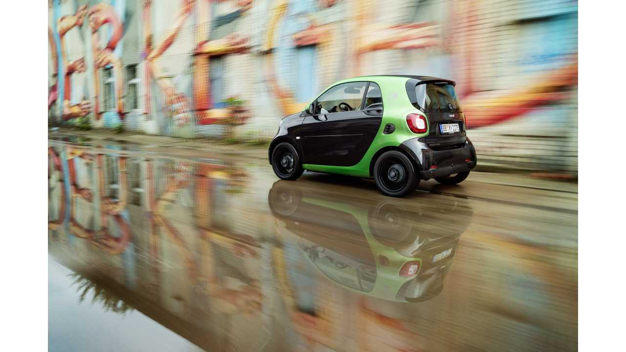 Germany Begins 2018 By Doubling Plug-In Electric Car Sales